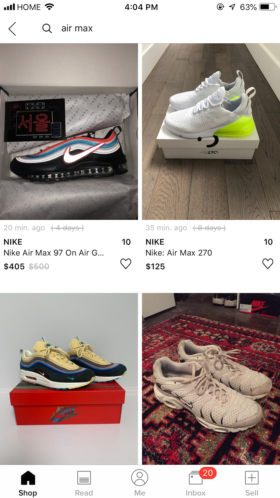 SoleSwap - Sneaker Trading Platformg